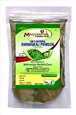 MALVANIYA HERBAL CARE Bhringraj Leaves Hair Powder for Fighting Hair Fall, 227g