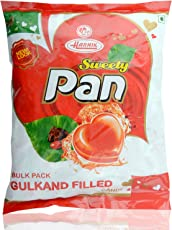 HARNIK Sweety Pan Gulkand Filled Candy (H4) - 160 Pieces