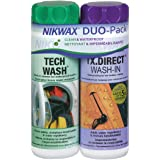 VAUDE 103 Tvättmedel Nikwax Tech Wash TX Direct VPE6, 2 x 300 ml