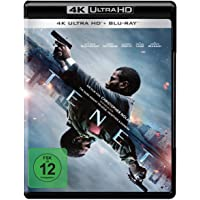 Tenet (4K Ultra HD) (+ Blu-ray 2D)