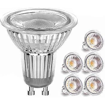 12er FamilyLED LED PAR16 LED-Lampe 6W-50W 420lm GU10 4000k 60° Reflektor EEK A+