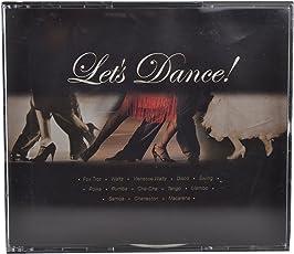 Reader's Digest Music Let's Dance, Audio CD