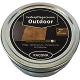 Pacona Intensive Lederpflege (Lederwachs - Lederfett) Pflege, Wetterschutz, Konservierung, Imprägnierung für Glattleder und Fettleder - 100 ml