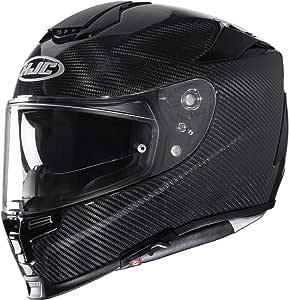 Hjc Helmets Herren Nc Motorrad Helm Schwarz Xl Auto