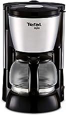 Tefal Apprecia 6-Cup Coffee Maker (Metallic Grey)