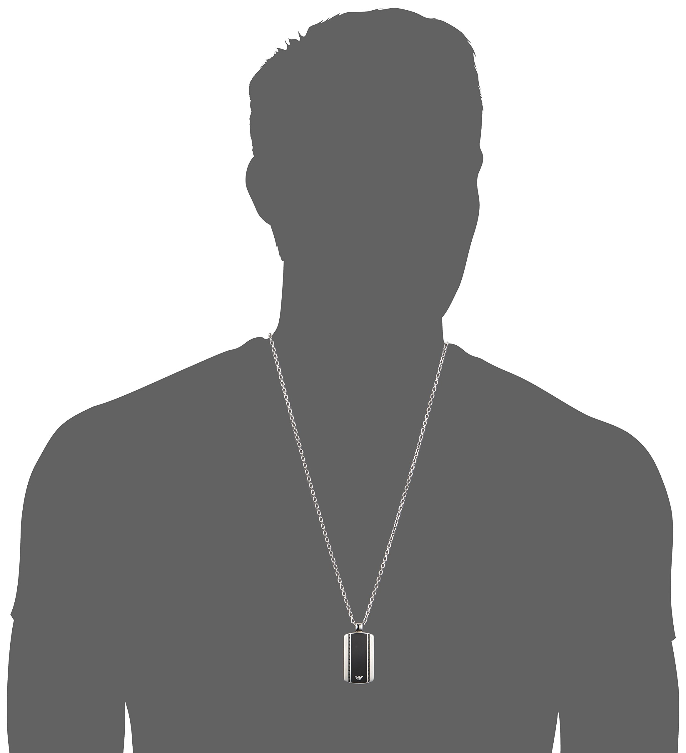 Emporio Armani Collar para Hombre EGS1921040