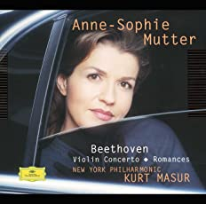 Beethoven: Violinkonzert / Romanzen 1 & 2