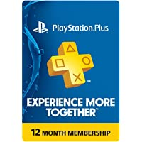 PlayStation Plus Membership - 1 Year by Playstation