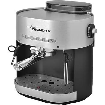 Tecnora Cremiere TCM 106 A Thermoblock Pump Espresso and Cappuccino Coffee Maker