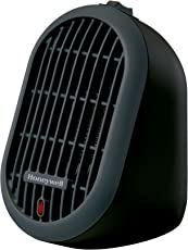 Honeywell HCE100 Heat Bud Ceramic Portable-Mini Heater, Black by Kaz