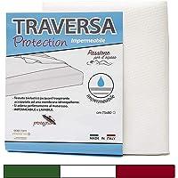 BabyTools Traversina Salvapipì Impermeabile Neonato 75x80 cm - Traverse Letto (Oeko-Tex® e 100% Made in Italy) - Ideale…