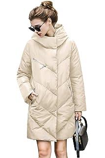 Jacke Mantel Damen Daunenjacke Wintermantel Damen Steppjacke