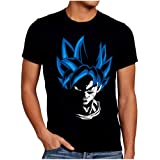JUL Camiseta Dragon Ball z, Goku