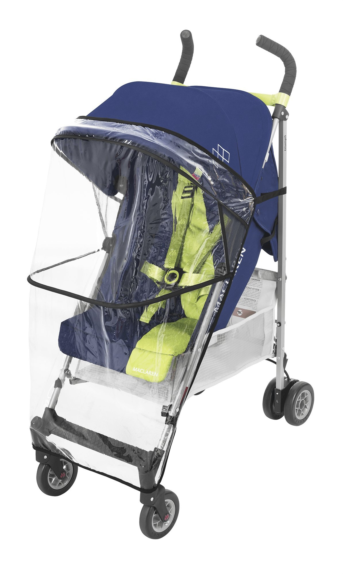 Maclaren Triumph Stroller - lightweight, compact Maclaren Basic weight of 5kg/ 11lb; ideal for children 6 months and up to 25kg/55lb Maclaren is the only brand to offer a sovereign lifetime warranty Extendable upf 50+ sun canopy and built-in sun visor 8