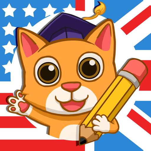 Fun English: Impara inglese - Giochi di apprendimento linguistico per bambini da 3 a 10 anni, per imparare a leggere, parlare e fare lo spelling