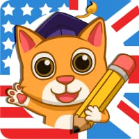 Fun English: Aprende inglés - Juegos didácticos para aprender idiomas para que niños de 3 a 10 años aprendan a leer, hablar y deletrear