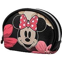 KARACTERMANIA Minni Mouse Bloom-Portamonete Ovale
