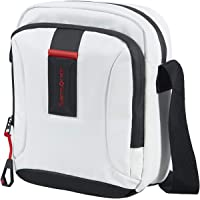 SAMSONITE CROSS-OVER S (WHITE) -PARADIVER LIGHT Borsa Messenger, 0 cm, Bianco