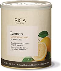 Rica Lemon Liposoluble Waxing Kit, 800g