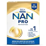 Nestle Nan Pro 1 Infant Formula, Upto 6 months, 400g