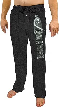 Disney Star Wars Darth Vader Like A Boss Knit Graphic Sleep Lounge Pants