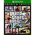 Grand Theft Auto 5 (GTA V) - Premium Edition - Xbox One (Xbox One)