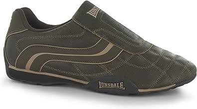 Lonsdale Uomo Camden Slip Scarpe da ginnastica