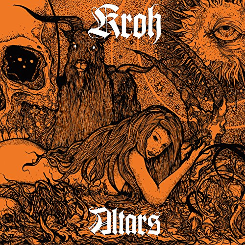 Kroh: Altars (Audio CD)