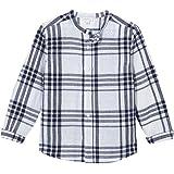 Gocco Camisa Cuello Mado Cuadros Azul Shirt para Niños