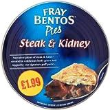 FRAY BENTOS STEAK & KIDNEY PIE 6x425g