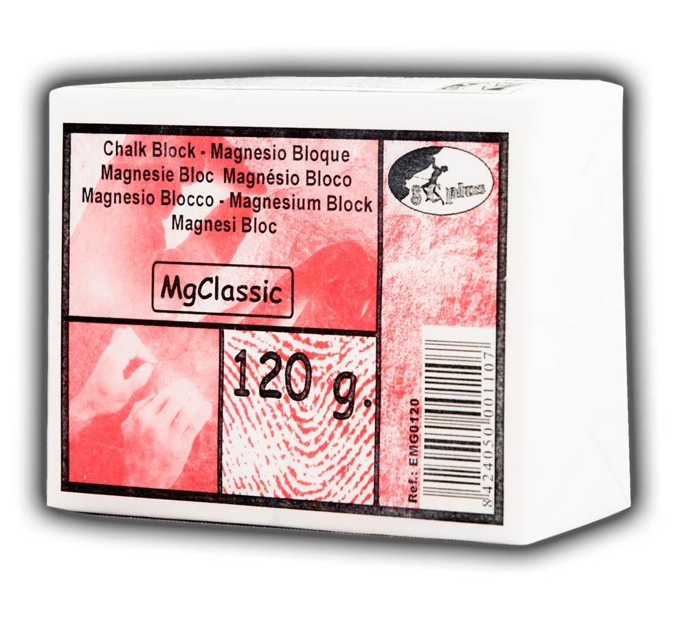8cplus EMG0120 Magnesio en Pastillas, Blanco, Talla Única