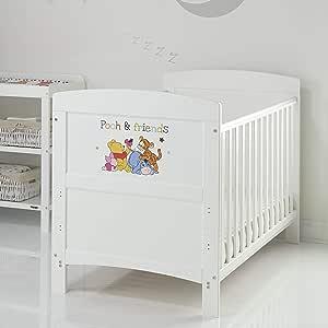 Obaby Disney Winnie l\'ourson et amis lit bébé: Amazon.fr ...