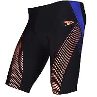 Speedo Mens Speed Fit Splash Swimming Jammers - 38 Black