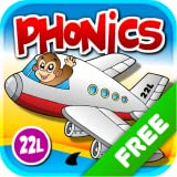 Phonics Island: ABCs First Phonics and Letter Sounds School Adventure vol 1 Kids Ready to Read - Fun Learning Reading Game with Animal Train for Preschool, Toddler & Kindergarten Explorers (Abby Monkey® education edition) by 2 2 learn Lite
