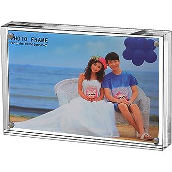 tabella quadro plexiglass magnetica acrilico cornice portafoto con chiusura magnetica. Black Bedroom Furniture Sets. Home Design Ideas