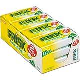 Frisk Clean Breath Caramelle al Gusto Lemonmint, senza Zucchero e senza Glutine, Azione Alito Puro, Confezione da 12…