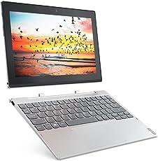"""Lenovo MIIX 320-10ICR Convertibile con Display da 10.1"""" IPS Touch, Processore Intel Atom x5-Z8350, 2 GB di RAM, 32 GB eMMC, Scheda Grafica , Windows 10 Home"""