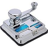 OCB® 3013 Mikromatic Duo Machine à Tuber, Chrome Poli, 20 cm