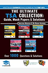 The Ultimate TSA Collection: 5 Books In One, Over 1050 Practice Questions & Solutions, Includes 6 Mock Papers, Detailed Essay Plans, 2019 Edition, Thinking Skills Assessment, UniAdmissions Paperback