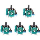 Controlador De Joystick, 3D Sensor Analógico Rocker Stick, Palanca de Mando Interna de Repuesto, PS4 Joystick Analógico, Mand