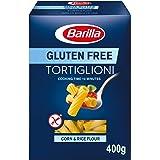 Barilla Tortiglioni Gluten Free (400gm) (Pack of 1)