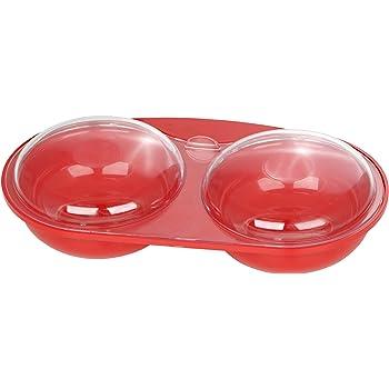 Sistema Red Microwave Easy Eggs Egg Omelette Maker 18001117 Wide Selection; Egg Poachers