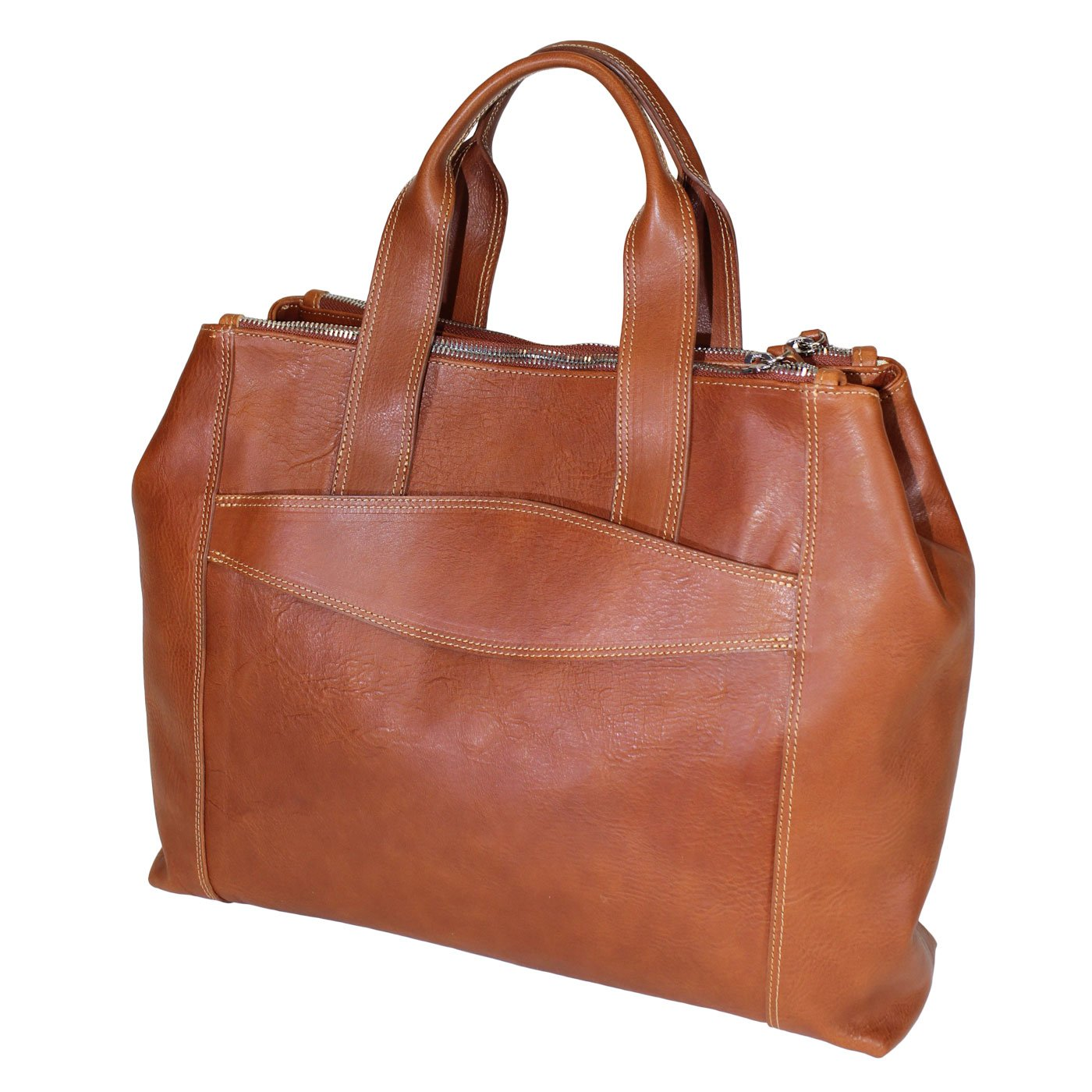 82afee21365 Terrida Marco Polo handbag - LE1122 (Cuoio): Amazon.co.uk: Luggage