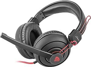 Natec Genesis H70 Kopfhörer Computer Zubehör