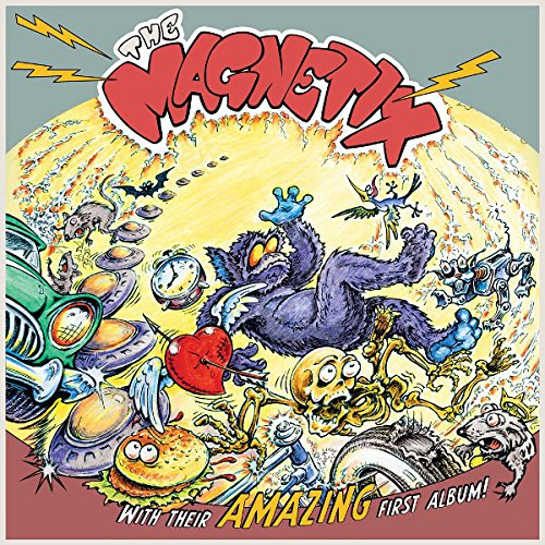 the (Russia) Magnetix: With Their Amazing First Album (Audio CD)
