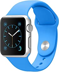 House of Quirk iwatch Band 42mm Silicone Strap (WATCH NOT INCLUDED)