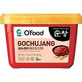 Chung Jung One Sunchang Hot Pepper Paste Gold (Gochujang) 500g
