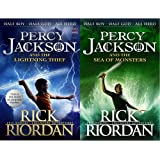 Rick Riordan - Percy Jackson: Book 1 & 2 - The Lightning Thief + The Sea of Monsters