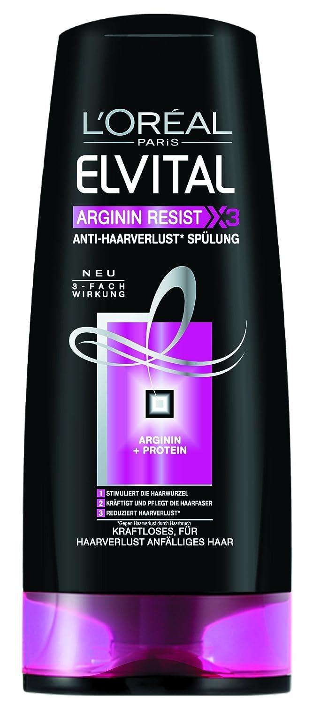 l orà al paris elvital spà lung arginin resist 2er pack 2 x 200 ml