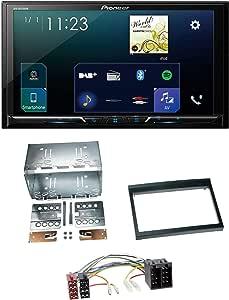Caraudio24 Pioneer Sph Da230dab Mp3 Bluetooth Usb 2din Elektronik